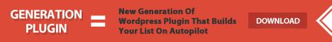 Generation Plugin 468